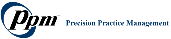 Precision Practice Management Logo